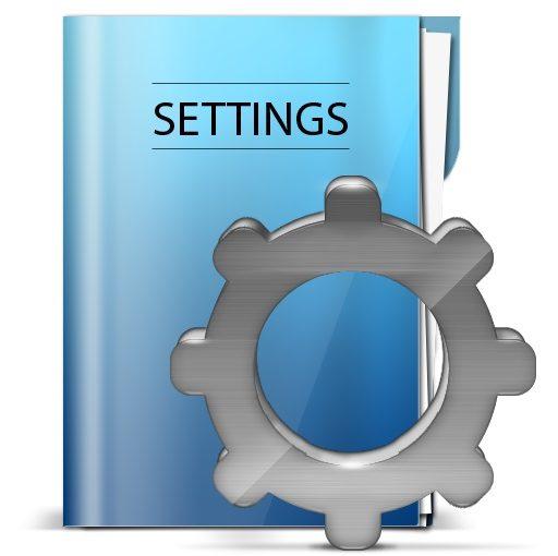 راهنمای کاربردی تنظیمات نرم افزار حسابداری سانیران