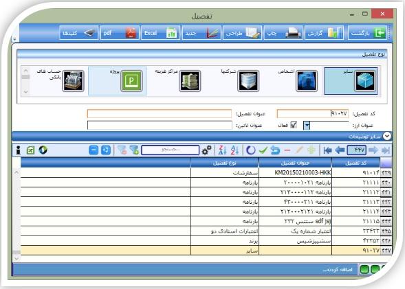 راهنمای کاربردی سیستم حسابداری سانیران 6 - آموزش گام به گام نرم افزار حسابداری